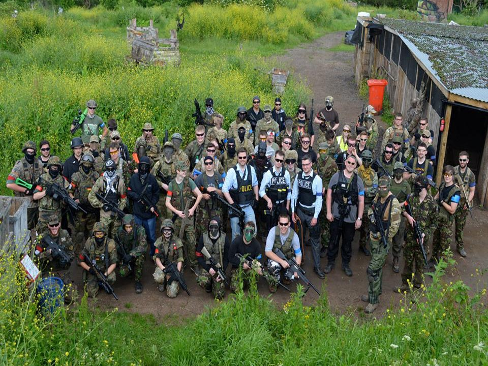 About Our Airsoft Walk-on Events
