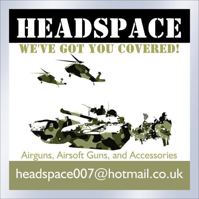 Headspace Airsoft Equipment